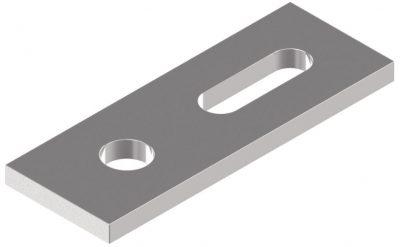 napelem rögzítő alkatrész adapter lemez