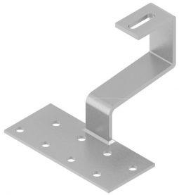 fix tetőkampó napelem panel rögzítés alumínium alkatrész